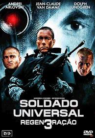 Soldado Universal 3 – Regeneração – Dublado