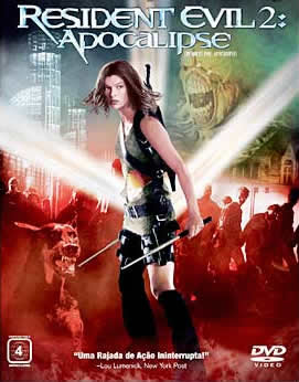 Resident Evil 2 – Apocalipse Dublado
