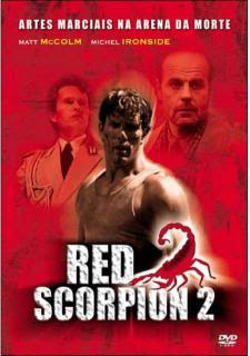 Red Scorpion 2 (Dual Audio)
