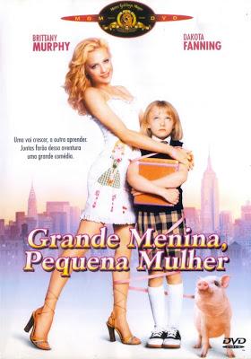 Grande Menina, Pequena Mulher - DVDRip Dublado