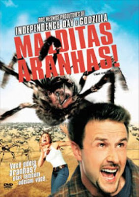 Malditas Aranhas! - DVDRip Dublado