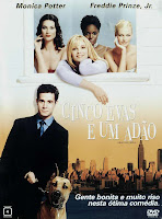 Cinco+Evas+e+Um+Ad%C3%A3o Download Cinco Evas e Um Adão   DVDRip Dublado Download Filmes Grátis
