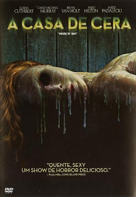 A Casa de Cera - DVDRip Dublado