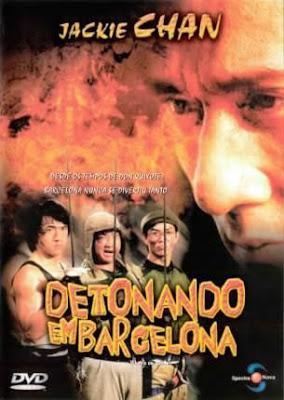 Detonando em Barcelona - DVDRip Dublado
