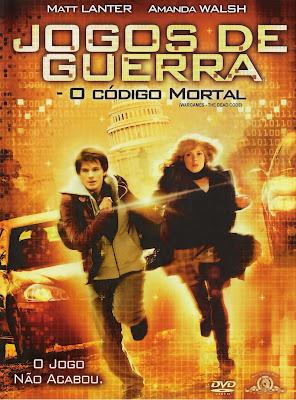 Jogos de Guerra 2: O Código Mortal - DVDRip Dual Áudio