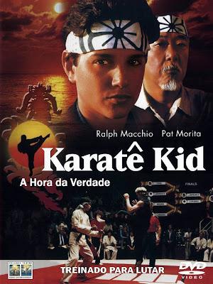 Karatê Kid: A Hora da Verdade - Dublado