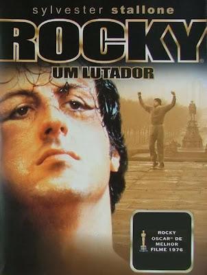 Rocky: Um Lutador - DVDRip Dual Áudio