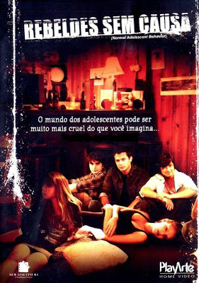 Rebeldes Sem Causa - DVDRip Dual Áudio