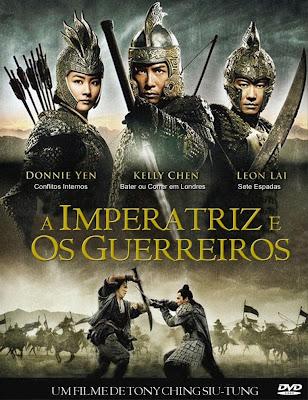 A Imperatriz e Os Guerreiros - DVDRip Dual Áudio