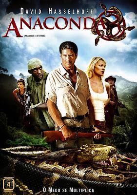 Anaconda 3 - DVDRip Dual Áudio