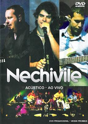 DVD - Nechivile Acustico ao vivo