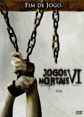 Jogos Mortais 6 - DVDRip Dual Áudio