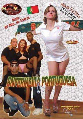 Enfermeira Portuguesa - (+18)