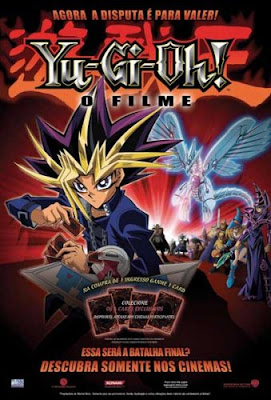Yu-Gi-Oh!: O Filme - DVDRip Dublado