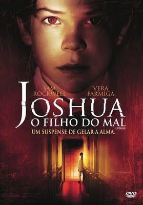 Joshua+ +O+Filho+do+Mal Download Joshua: O Filho do Mal   DVDRip Dual Áudio