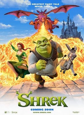 Shrek – AVI Dual Áudio + RMVB Dublado