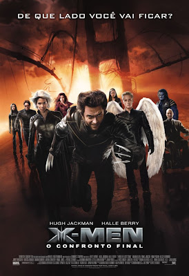 X-Men 3 - O Confronto Final DVDRip XviD Dublado