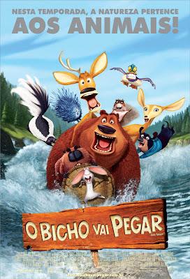 Filme Poster  O Bicho Vai Pegar DVDRip XviD Dublado