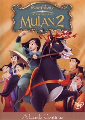 Mulan 2 : A Lenda Continua   Dublado