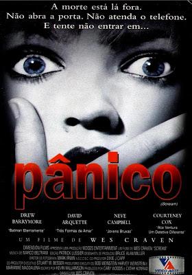 Pânico - DVDRip Dublado