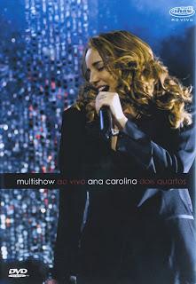 Download Ana Carolina – Dois Quartos: Multishow Ao Vivo – DVDRip