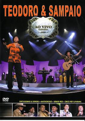 Teodoro e Sampaio - Ao Vivo Convida - DVDRip