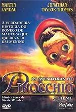 As Aventuras de Pinocchio: O Filme (Dual Audio)