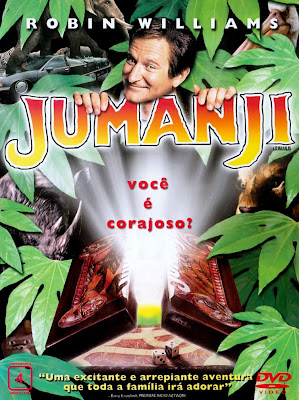 Jumanji - DVDRip Dual Áudio