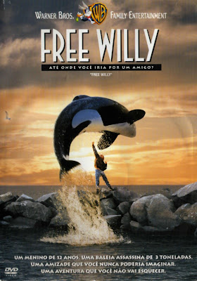 Free Willy - DVDRip Dual Áudio