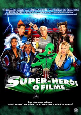 Super-Herói: O Filme - DVDRip Dual Áudio