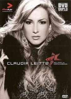Download Cláudia Leite – Ao Vivo Em Copacabana – DVDRip