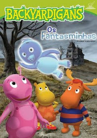 Backyardigans: Os Fantasminhas   Dublado Download
