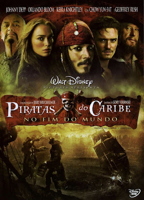 Piratas do Caribe 3: No Fim do Mundo - DVDRip Dual Áudio