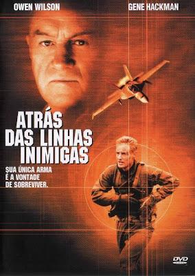 Atrás Das Linhas Inimigas - DVDRip Dublado