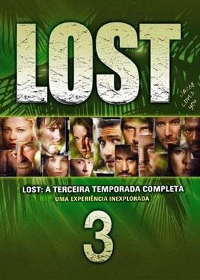 Lost - 3ª Temporada Completa - DVDRip Dual Áudio