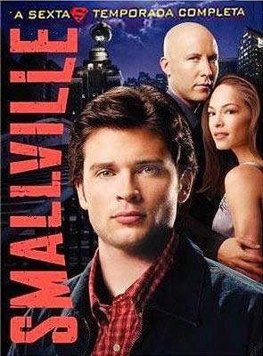 Smallville - 6ª Temporada Completa - DVDRip Dual Áudio