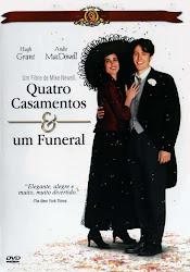 Baixe imagem de Quatro Casamentos e Um Funeral (Dublado) sem Torrent