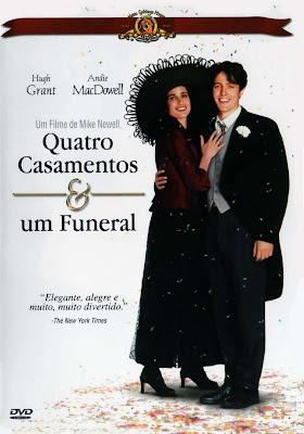 Filme Quatro Casamentos e Um Funeral   Dublado
