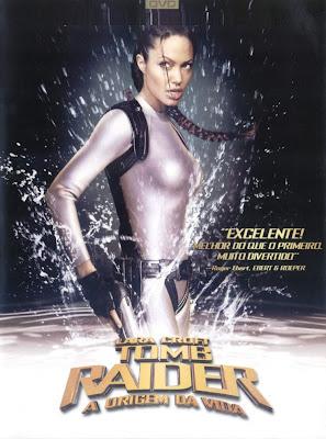 Lara Croft: Tomb Raider 2 – A Origem da Vida (Dublado)