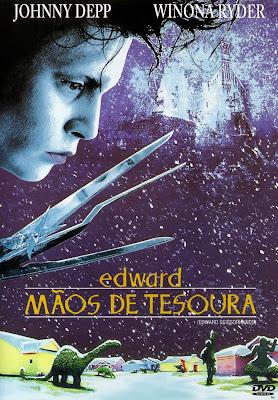 Edward Mãos de Tesoura - DVDRip Dublado