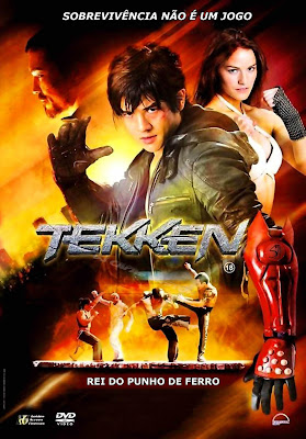 Download Tekken   Dublado DVDRip Avi