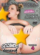 Brasileirinhas - Gozando Dentro Volume 4 - (+18)