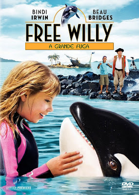 Free Willy 4: A Grande Fuga - DVDRip Dual Áudio