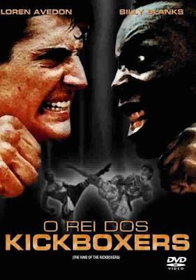 O Rei dos Kickboxers - DVDRip Dublado
