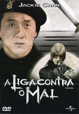 A Liga Contra o Mal - DVDRip Dublado