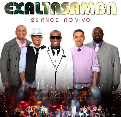 ExaltaSamba 25 Anos DVD em SP