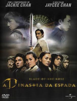 A Dinastia da Espada - DVDRip Dual Áudio