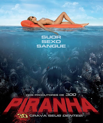 Piranha 3D - BDRip Dual Áudio