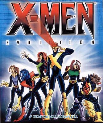 X-Men: Evolution - 4ª Temporada Completa - DVDRip Dublado