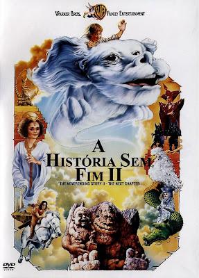 A História Sem Fim 2 - DVDRip Dual Áudio